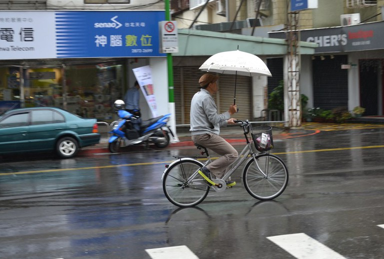 Rainy in Taipei | © Cathy Stanley-Erickson