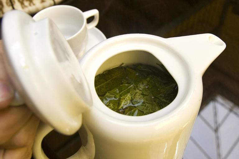 Coca tea | © audrey_sel/Flickr