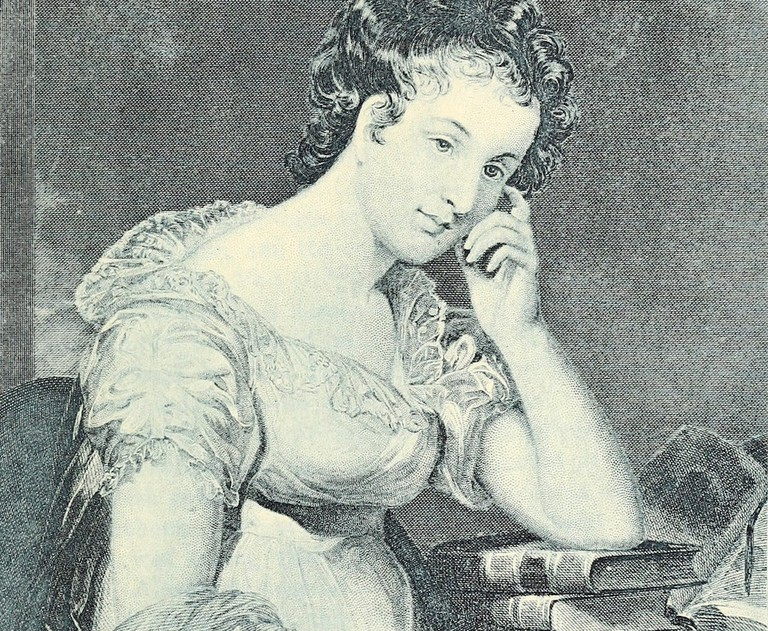Maria Edgeworth | © Internet Archive Book Images/Flickr