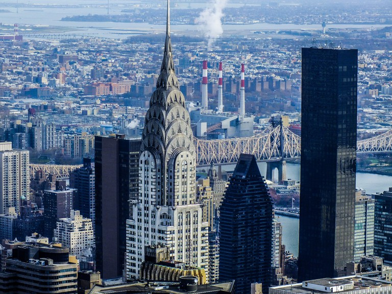 Chrysler Building | © Chris Parker / Flickr