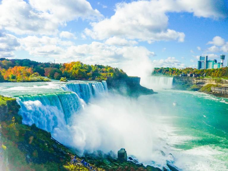Niagara Falls | © Rosalba Tarazona / Flickr