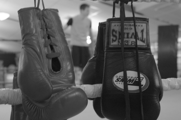 Boxing gloves | © Ari Bakker / Flickr