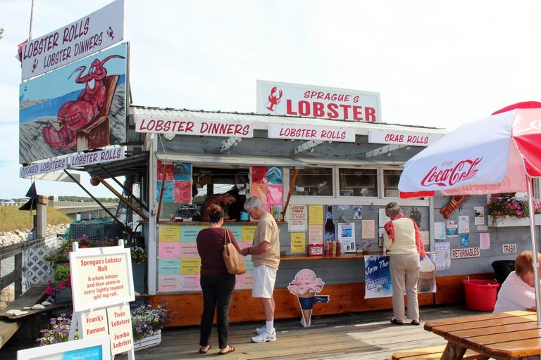 Lobster Shack   © Robyn Fleming / Flickr