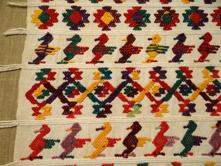 Textiles | © Adam Jones/Flickr