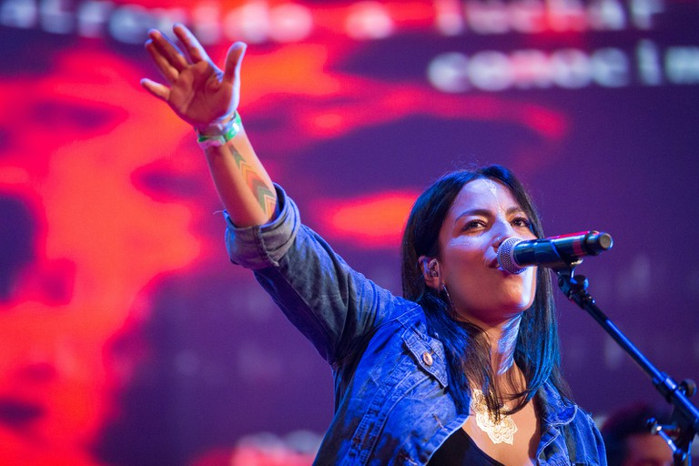 Ana Tijoux will be performing at the Surfbeats festival