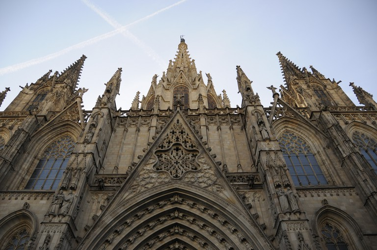 The Gothic Cathedral   © Son of Groucho