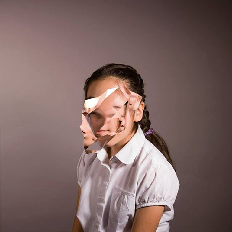 Photo50 - Wendy McMurdo, Young Girl (iii) from 'Let's Go to a Place' 2016