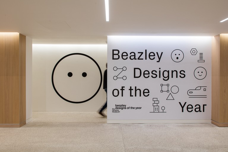 The winning designs, plus 70 other nominees, are on display in the Design Museum, London | © Luke Hayes