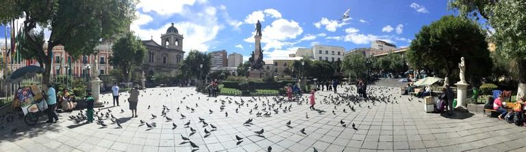 La Paz | © Jan Beck/Flickr