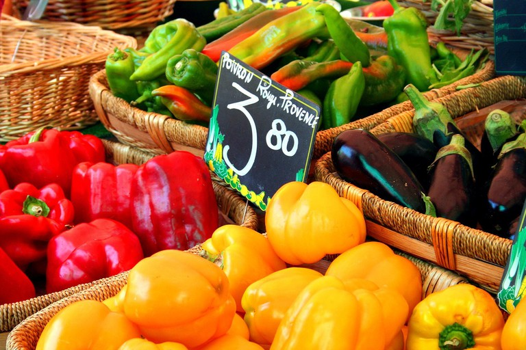 Marché de la Liberation is one of the best places to pick up wonderfully fresh and inexpensive food   © Jean Sini/flickr