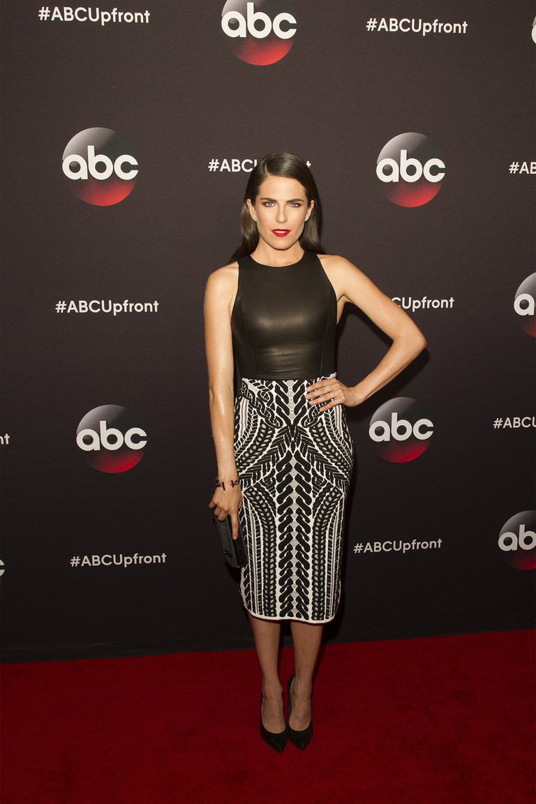 Karla Souza | © Disney|ABC Television Group/Flickr