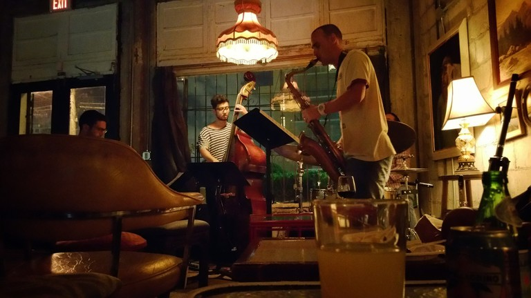 Jazz at Lagniappe   Daniel X. O'Neil/Flickr