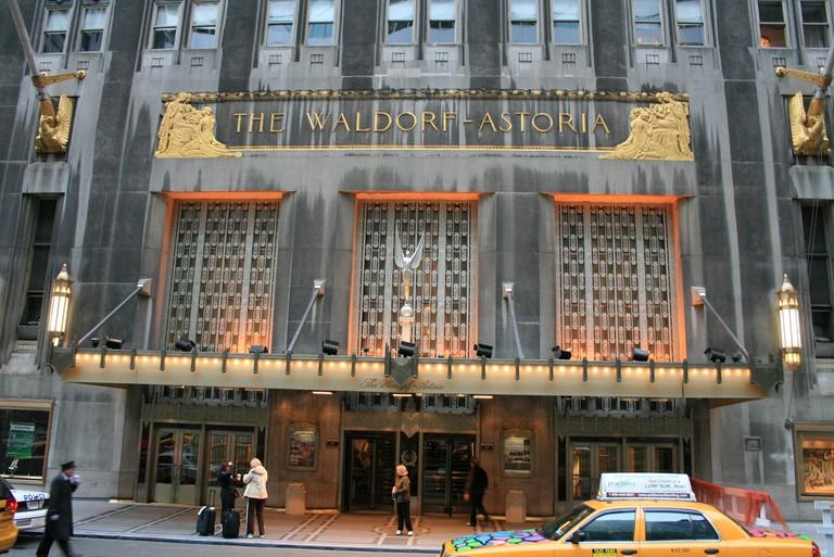 The Waldorf-Astoria | © Chris Breeze / Flickr