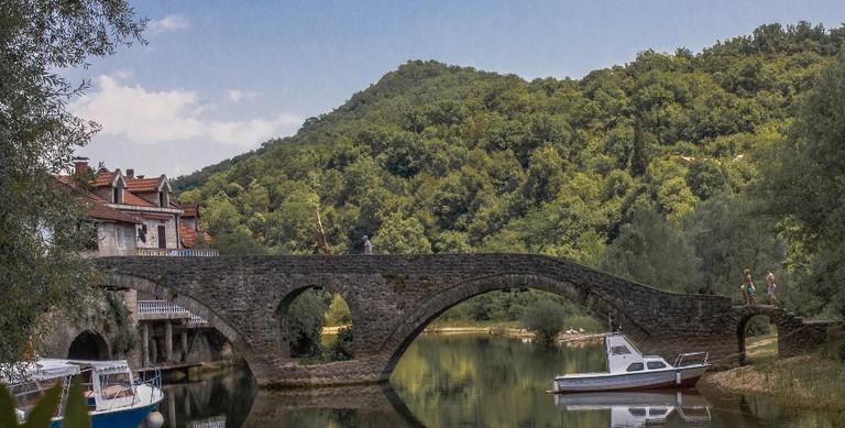 Danilo's bridge | © Raymond Zoller / Flickr