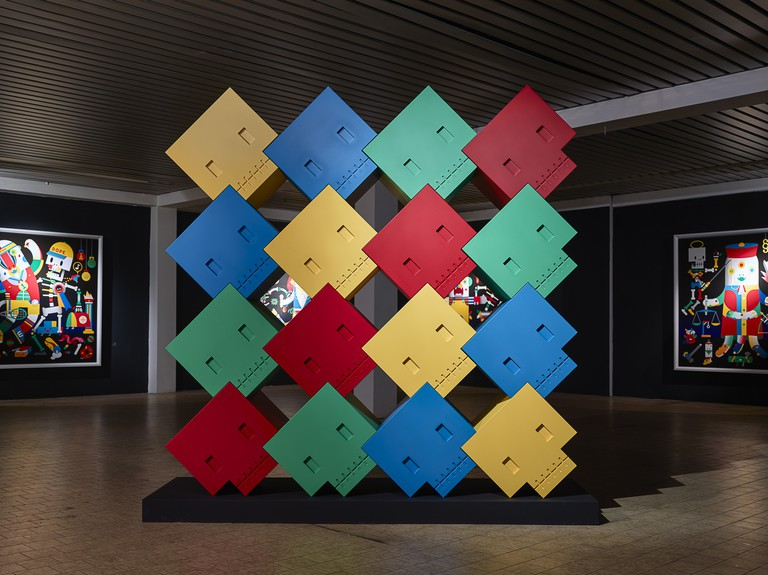 Affenfaust Galerie   © Dominik Wolf