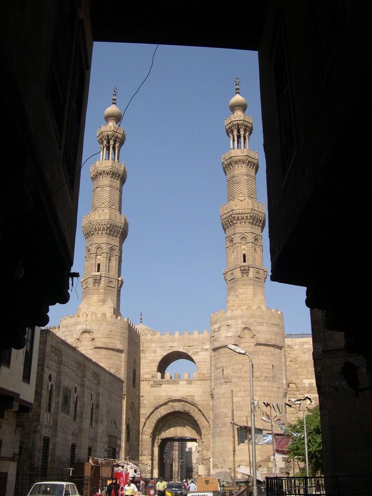Bab Zuweila - Old Cairo
