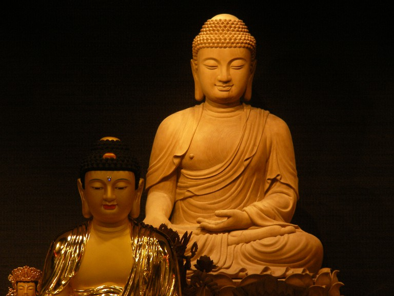 Buddhism is 2,500 years old and is followed by 350 million worldwide | © Martina Roell / Flickr