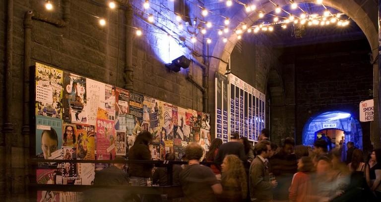 A Night Out In Edinburgh