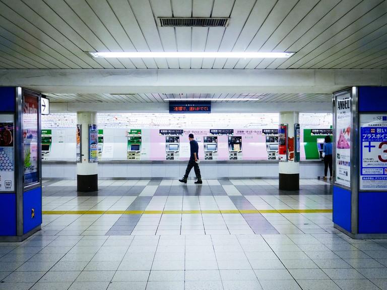 Ikebukuro Station   © Dick Thomas Johnson / Flickr