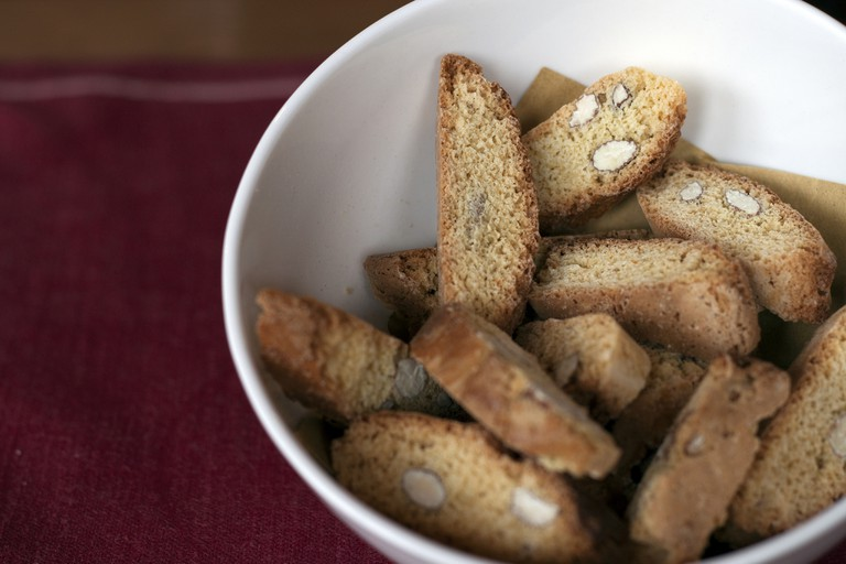 Cantucci biscuits | © visittuscany/Flickr