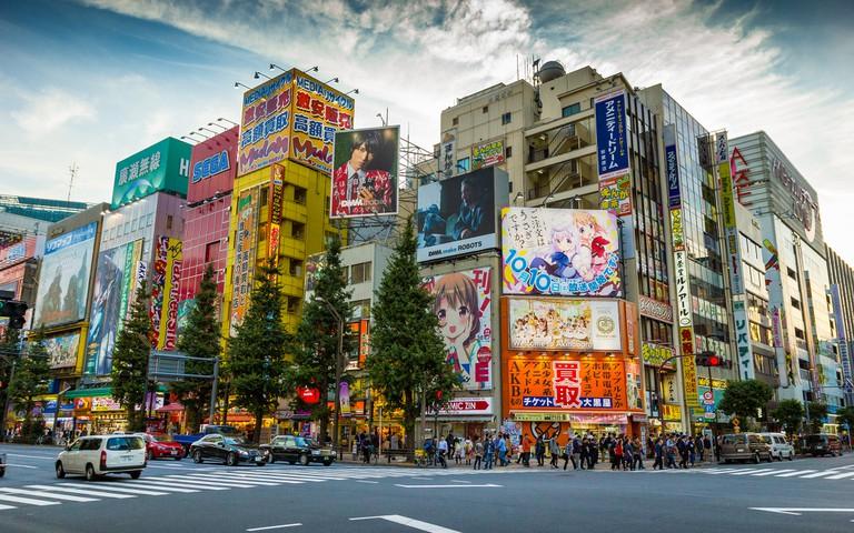 Akihabara | © Paul Bourke / Flickr