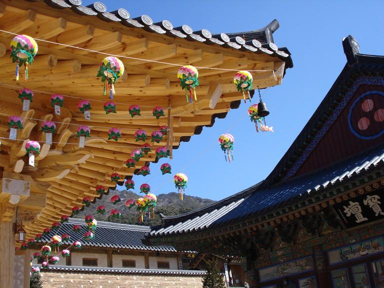 Haein Temple, home of the Tripitaka Koreana | © Timothy Brown / Flickr