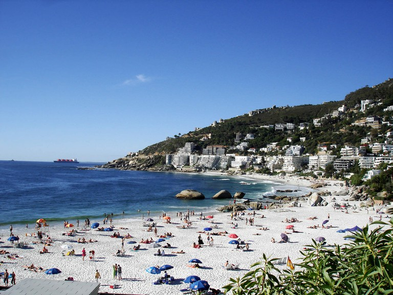 Clifton 4th beach © Warren Rohner/Flickr