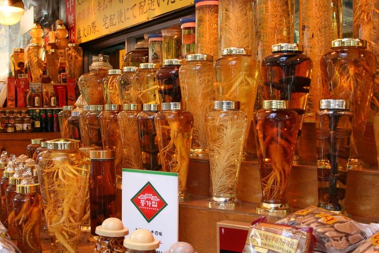Ginseng: Korea's miraculous medicine | © Damien Dempsey / Flickr
