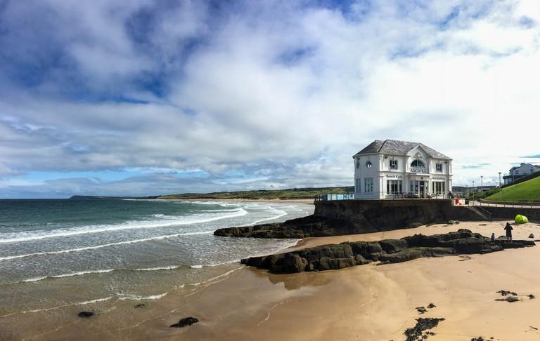 Portrush coast | © Chris Brooks/Flickr