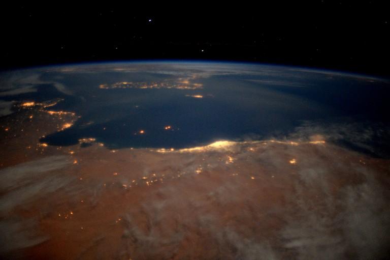 ESA/NASA/Tim Peake