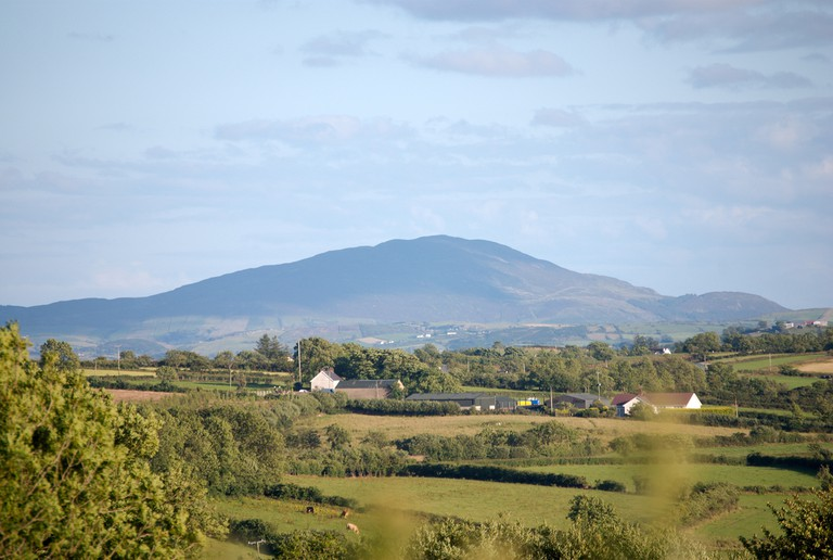 Slieve Gullion From Vicar's Carn | © Geoff McHugh/ Flickr