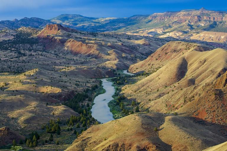 John Day River | © Bureau of Land Management Oregon and Washington/Flickr