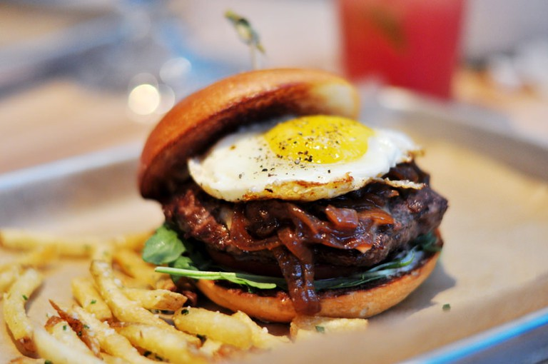 Hopdoddy Burger Bar © Sharon Chen