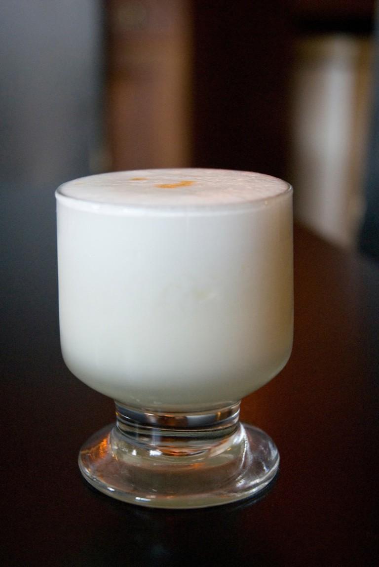 pisco sour | © oliver.dodd/Flickr