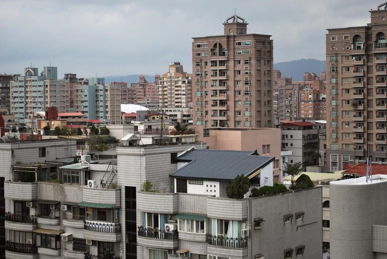 Rooftop studies   © Jeff Warren / Flickr