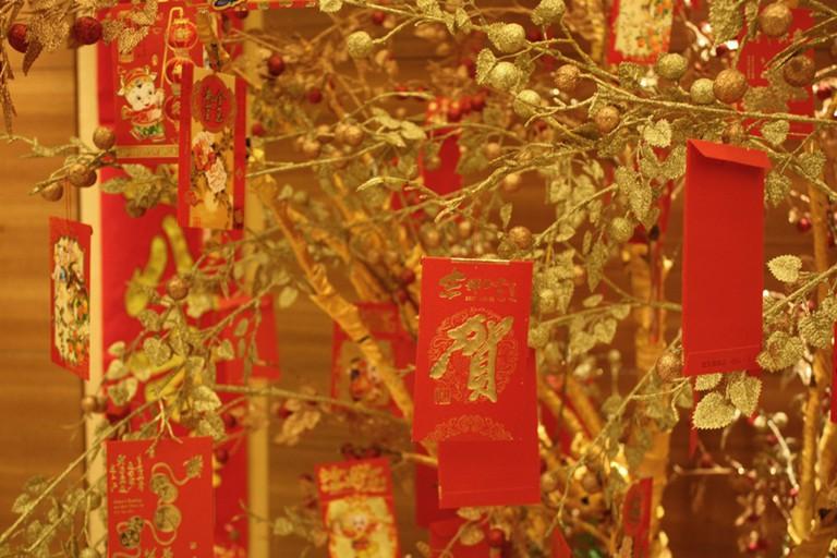 Hong Bao Tree | © Jimmie/Flickr