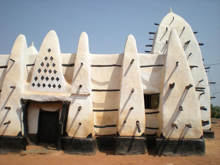 The Larabanga Mosque © bagaball / Flickr