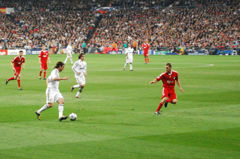A Real Madrid game | © Jan SOLO/Flickr