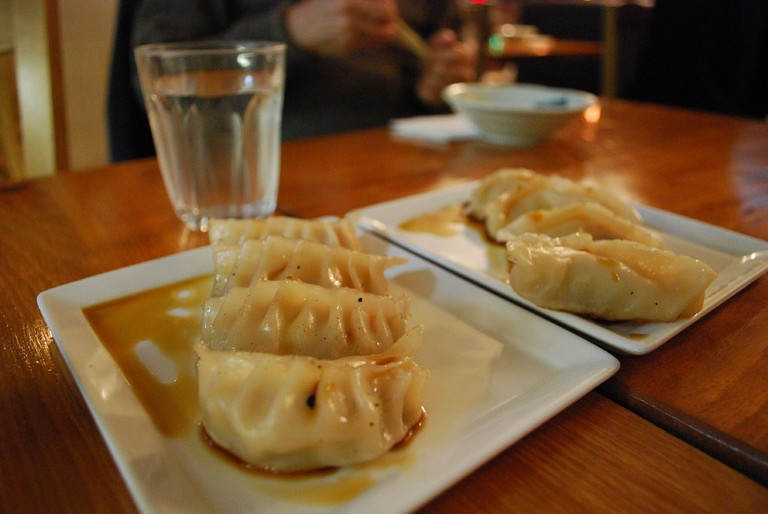 Gyoza | © Alpha/Flickr