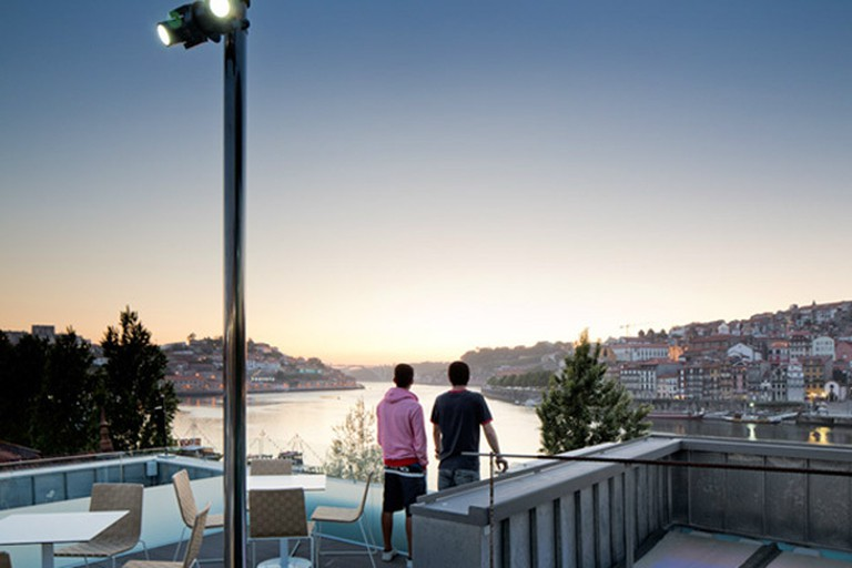 A view over Porto | Courtesy of 360 Terrace Lounge