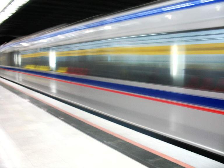Tehran metro | © Bahador / Flickr