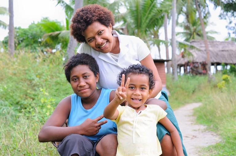 Fiji Smiles | © M M / Flickr