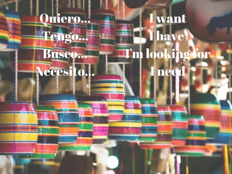 Mexican souvenirs | © Eneas De Troya/Flickr