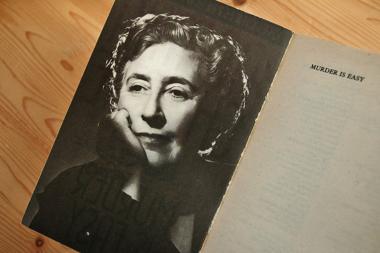 In 1926, Agatha Christie disappeared for 11 days | © Peter/Flickr