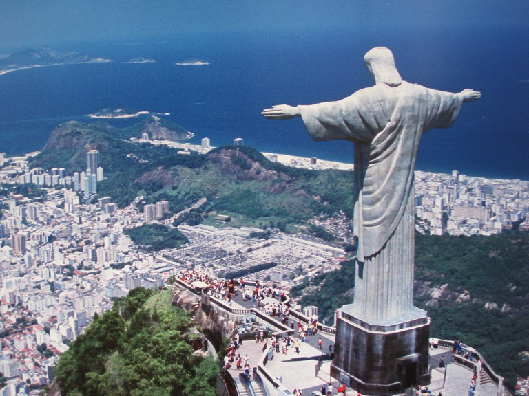 Christ the Redeemer overlooking Rio | © Play Sports Brazil/Flickr