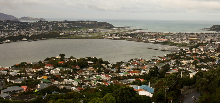 Wellington - view from Mt. Victoria | © Katrina Koger/Flickr