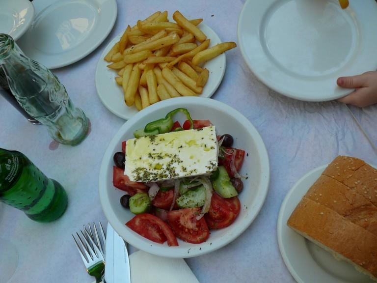 Greek cuisine |© Kristie Gianopulos/Flickr
