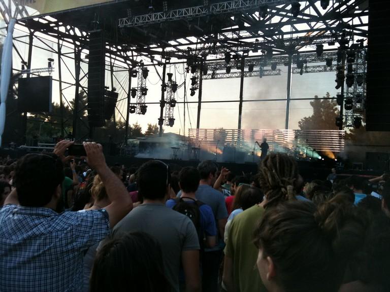 Rockwave Festival @ Terra Vibe | © elias filis/Flickr