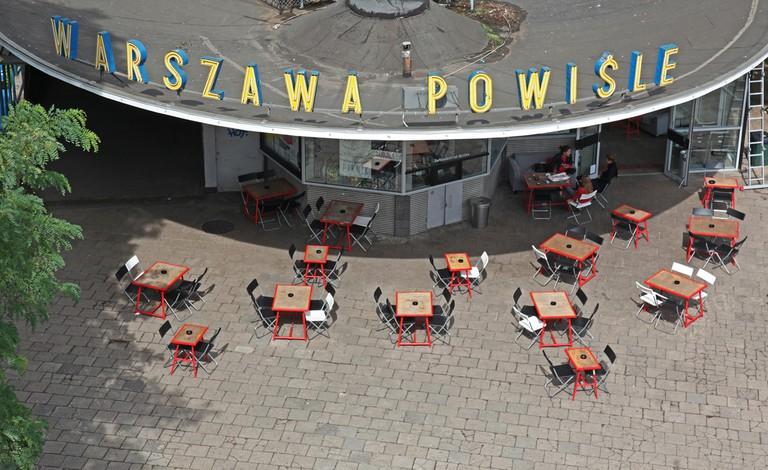 Warszawa Powisle | © Chris Brown / Flickr