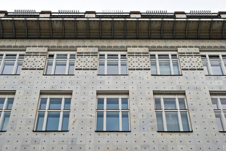 Austrian Postal Savings Bank | © piotr iłowiecki / Flickr